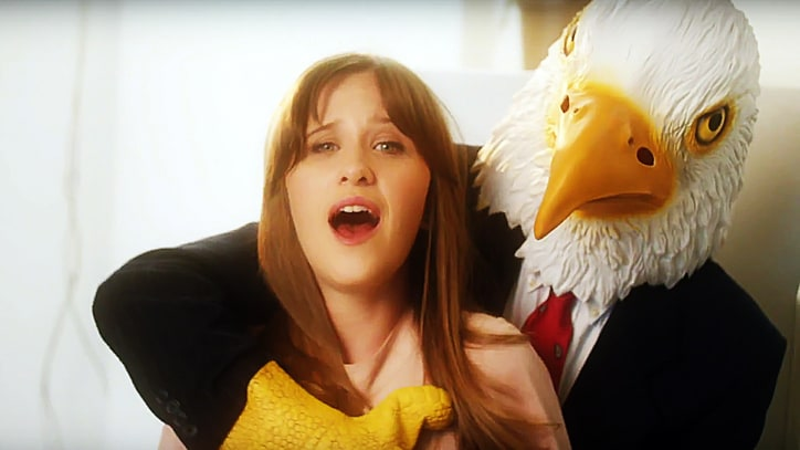 Watch Amber Coffman Dance With Bald Eagle in 'No Coffee' Video