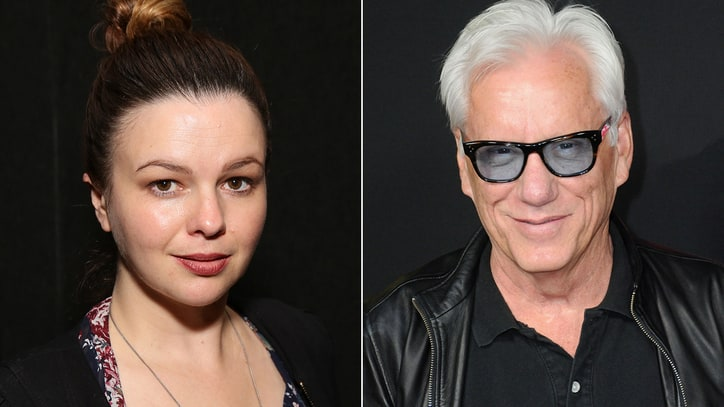 Amber Tamblyn Pens Open Letter to James Woods: 'I See Your Gaslight'