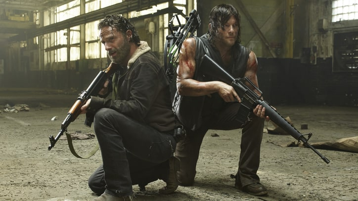 The Rise of 'The Walking Dead'