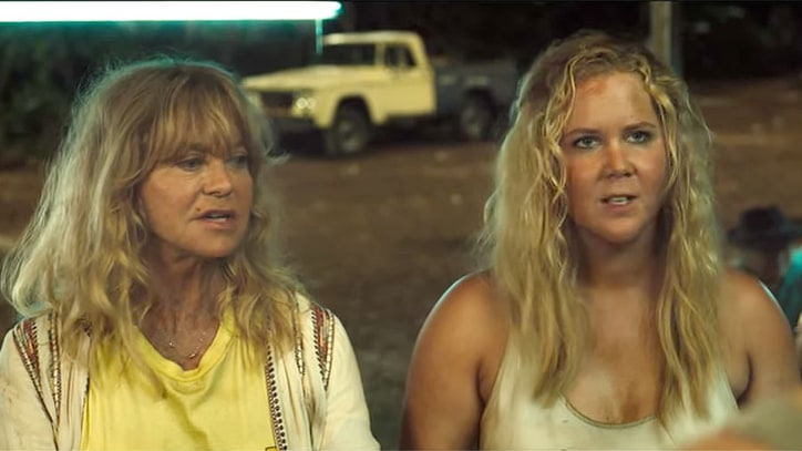 See Amy Schumer, Goldie Hawn's Raunchy New 'Snatched' Trailer
