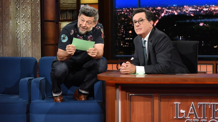 Watch Andy Serkis Read Trump Tweets as 'Lord of the Rings'' Gollum