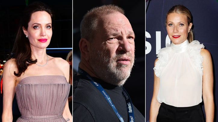 Gwyneth Paltrow, Angelina Jolie Accuse Harvey Weinstein of Harassment