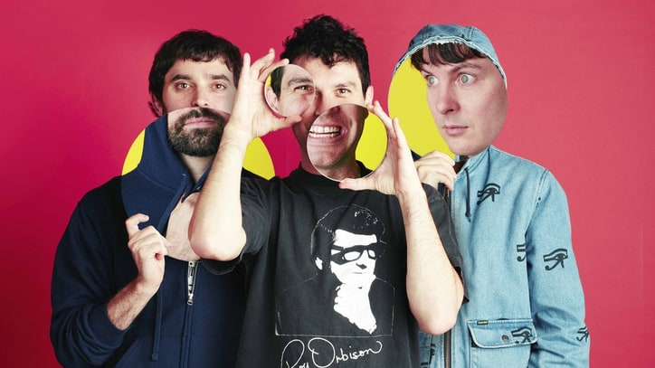 Watch Animal Collective's Lyric Video for Swirling 'Kinda Bonkers'