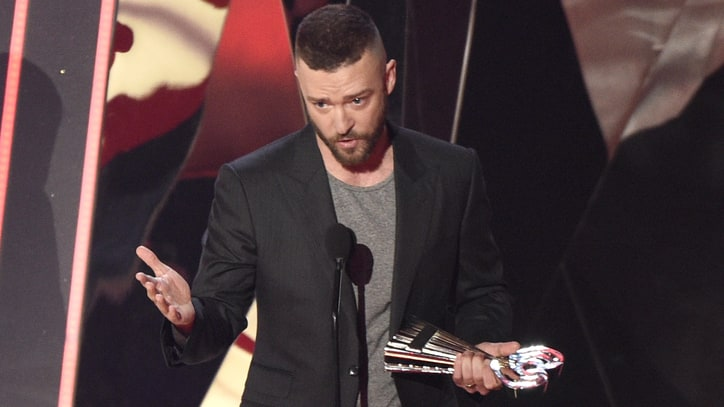 See Justin Timberlake Tell Prejudice to 'F-ck Off' in iHeartRadio Speech