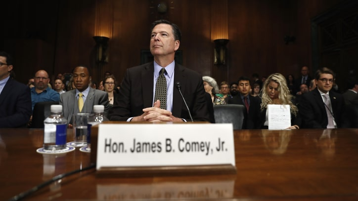 James Comey Testimony: What Time It Starts and How to Watch
