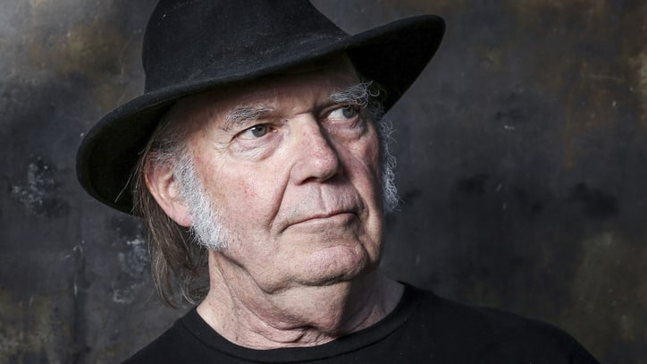 Review: Neil Young Channels More Cranky Rage, Ageless Idealism With Promise of the Real