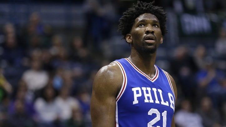 Joel Embiid and 'The Process' That Could Turn Philadelphia 76ers Into Winners