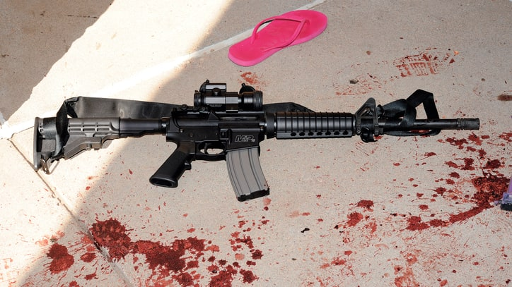 All-American Killer: How the AR-15 Became Mass Shooters' Weapon of Choice