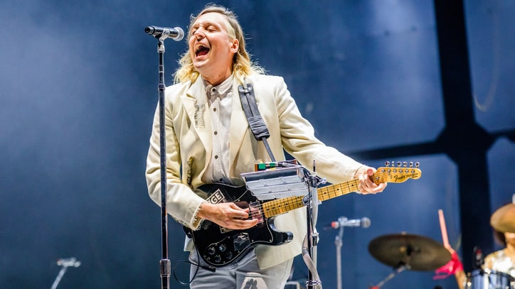 Hear Arcade Fire, Mavis Staples Team for Emphatic 'I Give You Power'