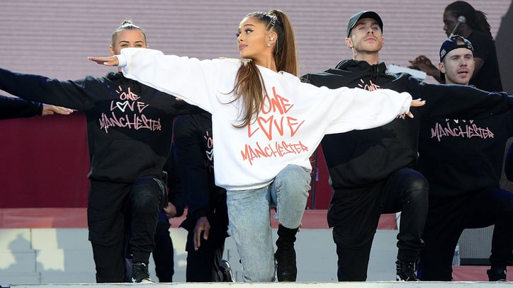 Ariana Grande to Become Manchester's First Honorary Citizen