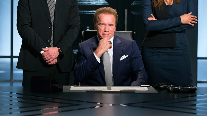 Arnold Schwarzenegger Leaving 'Apprentice,' Blames Trump for Poor Ratings