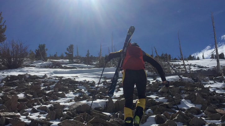 Ski-Mountaineering's Power of Four Race Training, Week 6: It's Go Time