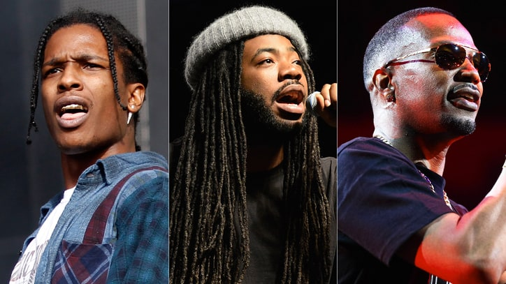 D.R.A.M. Enlists A$AP Rocky, Juicy J for New Song 'Gilligan'