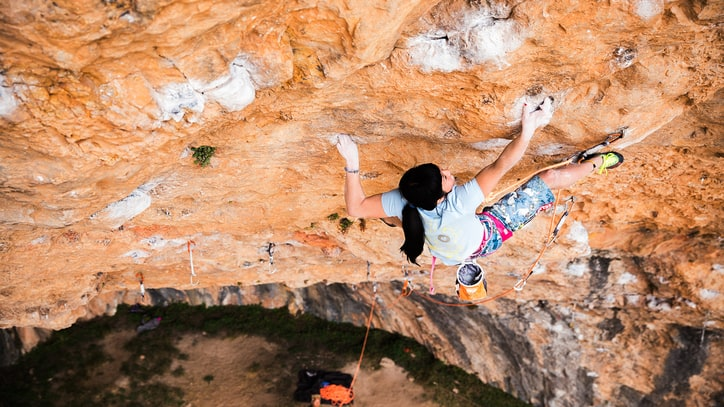 Why Teenage Girls Are Dominating Climbing