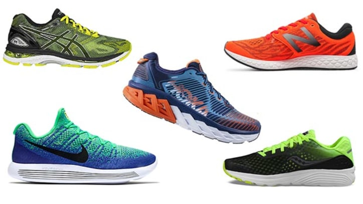 The Best New Running Shoes of 2017