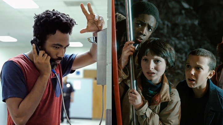 'Stranger Things,' 'SNL,' 'Westworld' Top 2017 Emmy Nominations