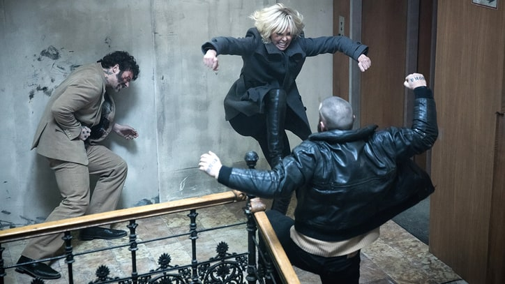 'Atomic Blonde' Director: How I Made Five Kick-Ass Action Sequences