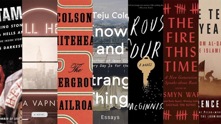 The 7 Best Books of August