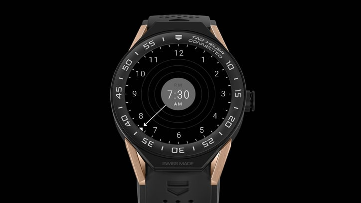Switzerland and Silicon Valley Meet in TAG Heuer's Connected Modular 45 Smart Watch