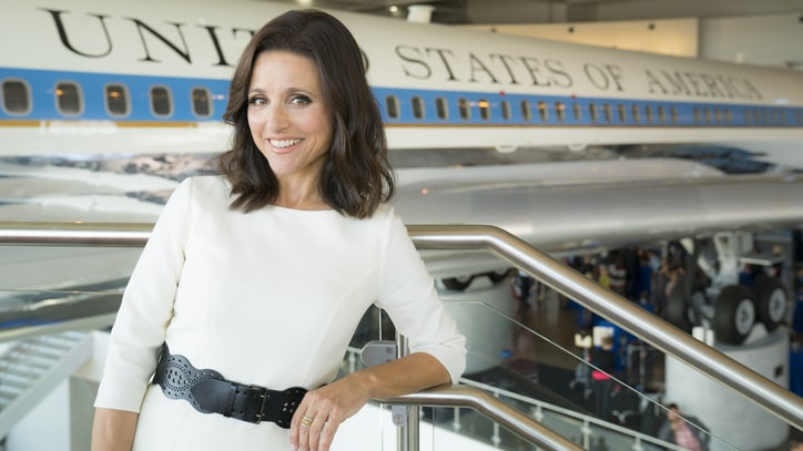 Julia Louis-Dreyfus on Post-Election 'Veep' and Why We Still Love Elaine Benes