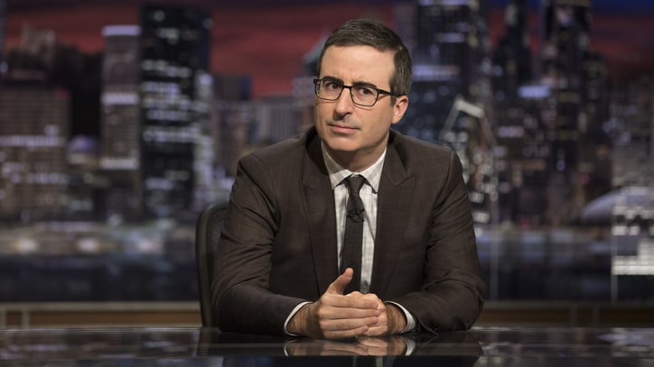John Oliver Asks Donald Trump to 'Drop Out,' Become 'Legend'