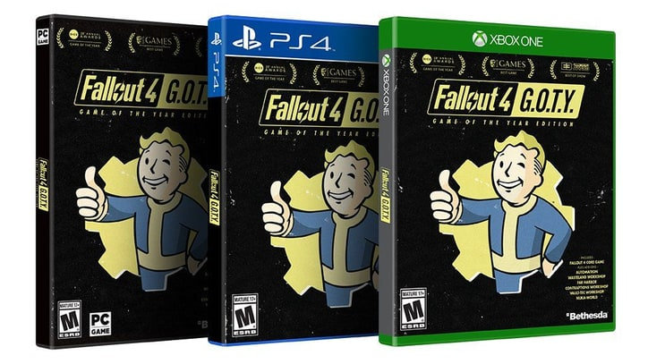 'Fallout 4: Game of the Year Edition' Hits September, Includes All Content