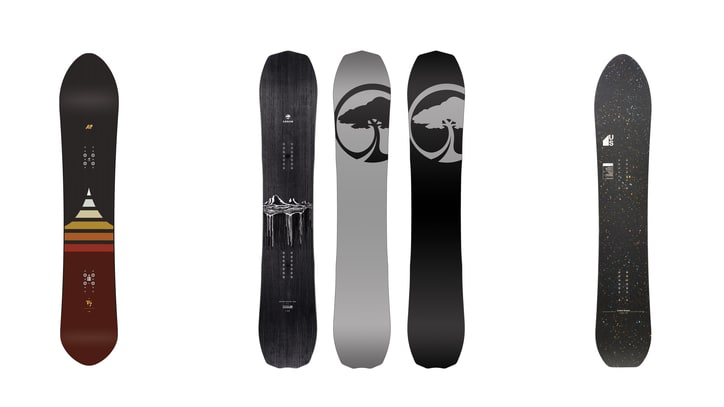 The Best New Snowboards to Ride this Winter