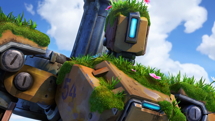 Bastion From 'Overwatch' Finally Getting Some Changes