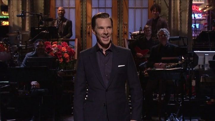 Benedict Cumberbatch on 'SNL': 3 Sketches You Have to See