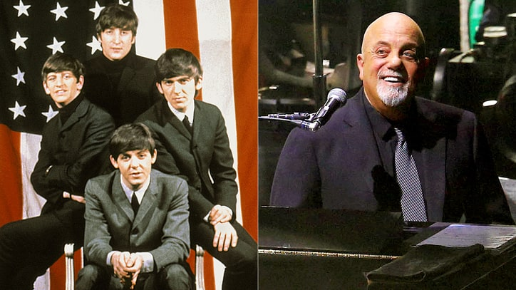 Billy Joel to Guest DJ, Reflect on Every Beatles Album on Sirius XM