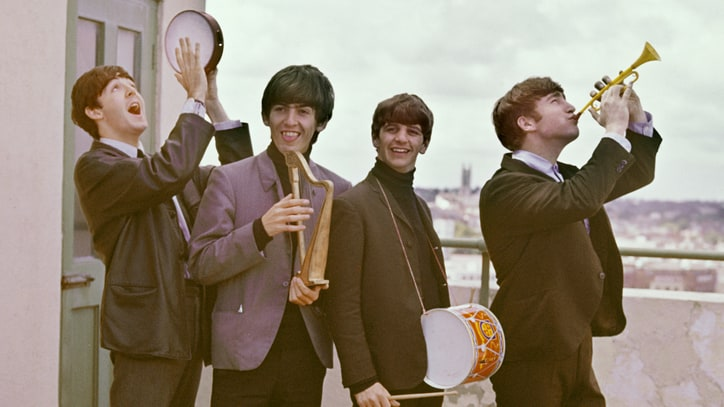 SiriusXM Announces Beatles Radio Channel