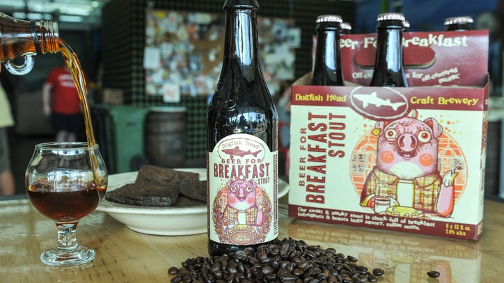 Dogfish Head to Release Breakfast Beer Brewed With Scrapple