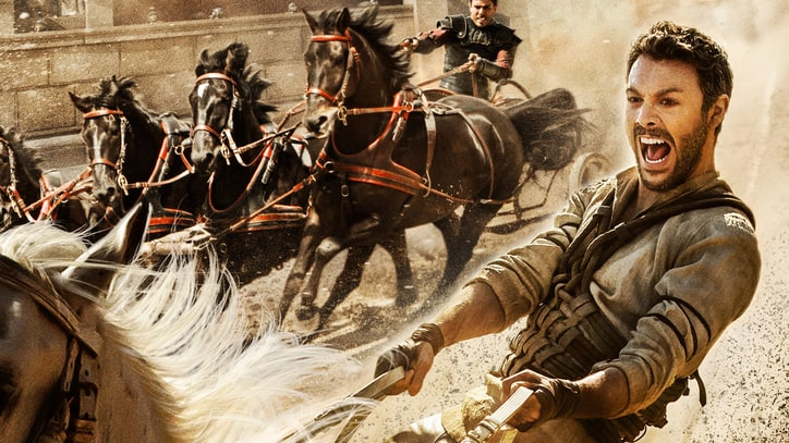 'Ben-Hur' Review: A Remake Disaster of Biblical Proportions