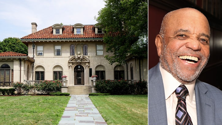 Berry Gordy's Personal Piano Highlights 'Motown Mansion' Auction