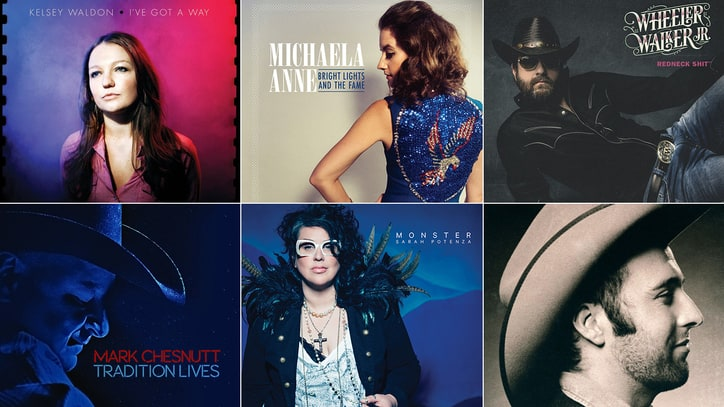 15 Great Country and Americana Albums You Didn't Hear in 2016