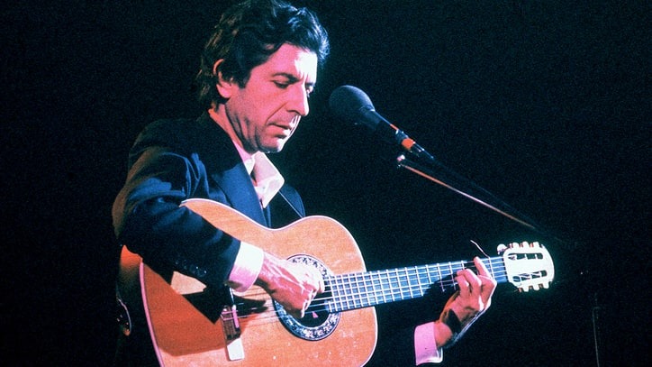 Weekend Rock Question: What's the Best Leonard Cohen Song of Past 30 Years?