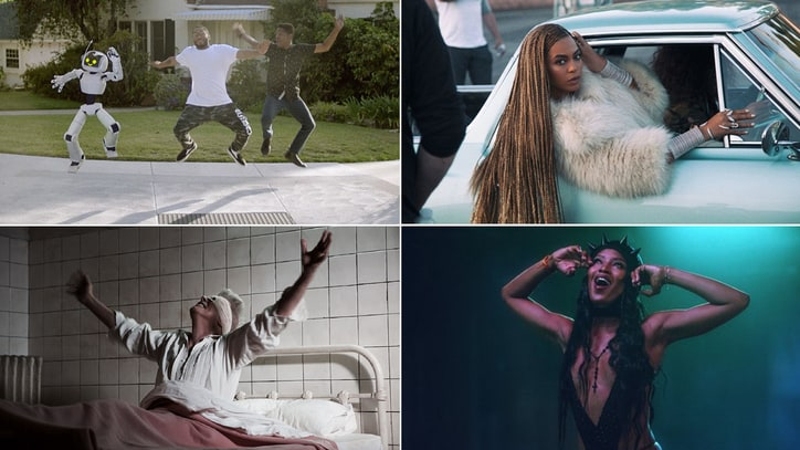 10 Best Music Videos of 2016