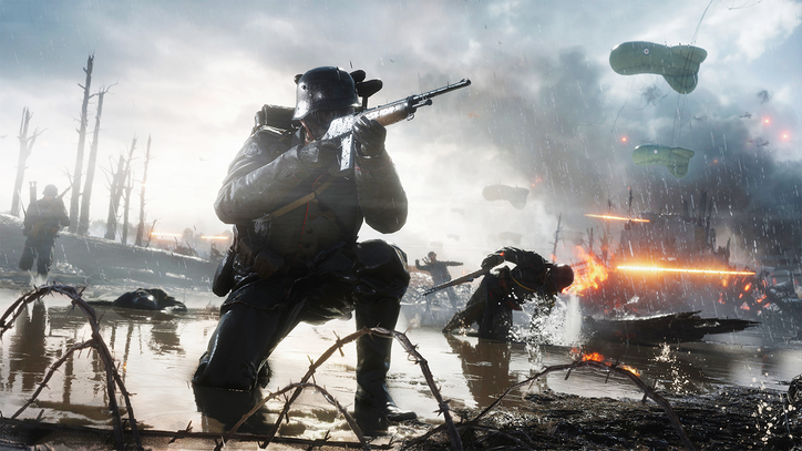 'Battlefield 1': How Realistic Are Games' WWI-Era Weapons?