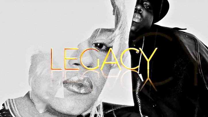 Watch Faith Evans & Notorious B.I.G.'s Reflective 'Legacy' Video