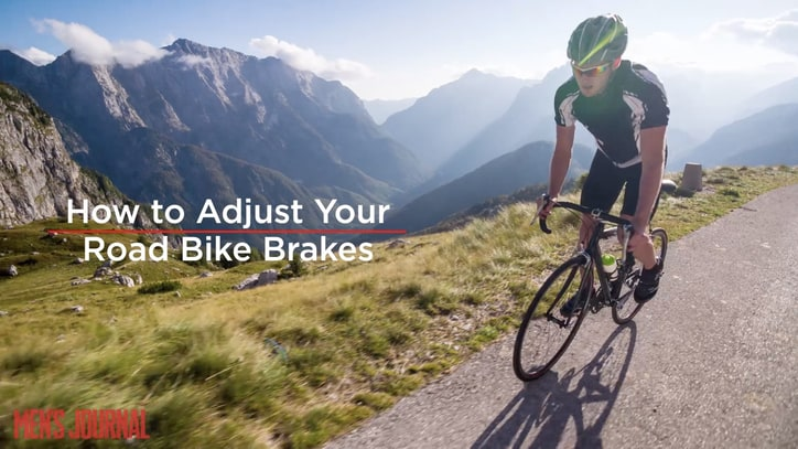 How to Adjust Your Road Bike Brakes in 5 Minutes