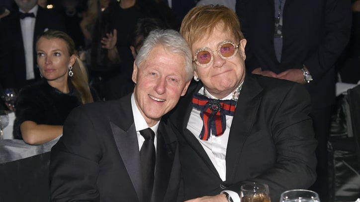 Watch Elton John at Foundation Gala: World 'Changes Because We Make It Change'
