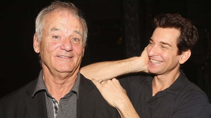 Bill Murray Moved to Tears Over 'Groundhog Day' Broadway Musical