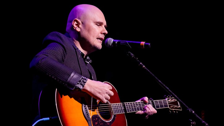Billy Corgan Previews New Album, Tour With Somber Ballad 'Aeronaut'