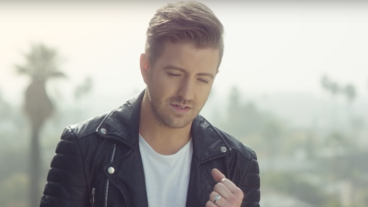 See Billy Gilman's Dreamy 'Because of Me' Video