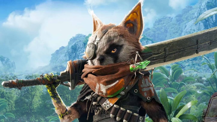 Kung Fu Fable 'Biomutant' Will Let You Shape Your Hero With Bionic Limbs, Mutations