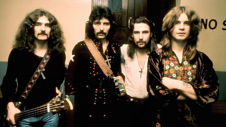 See Revealing, Lost Black Sabbath Items From UK Auction