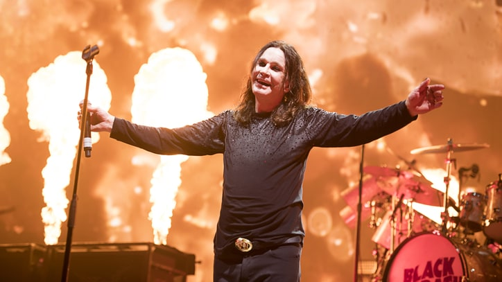 Black Sabbath Deliver Pure Heavy-Metal Mastery at Hometown Farewell Show