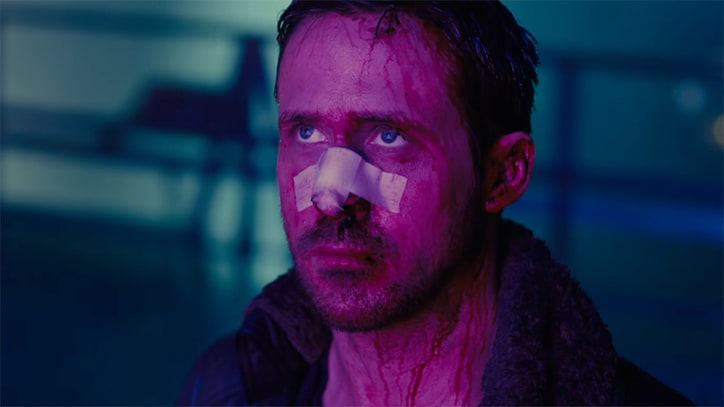 Watch Ryan Gosling, Harrison Ford in Eerie New 'Blade Runner: 2049' Trailer
