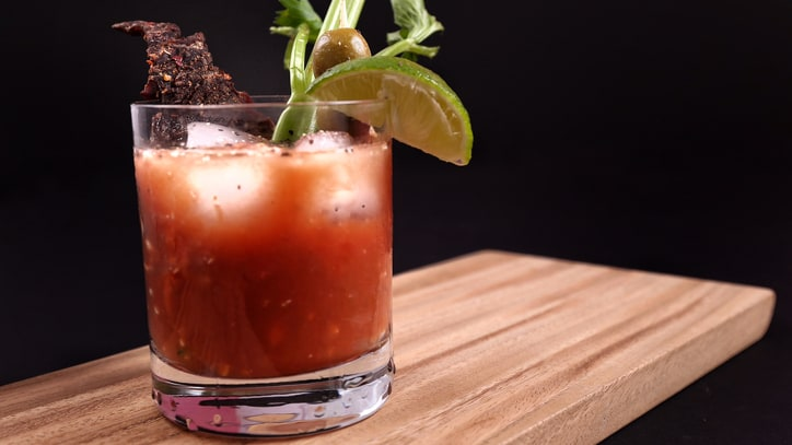Retired Red Sox Player David Ortiz Shares Secret Bloody Mary Recipe