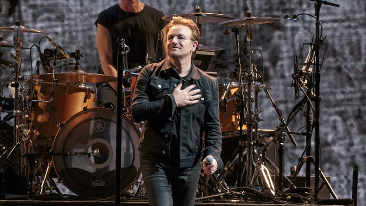 Bono Talks 'Joshua Tree' Tour, Trump, Status of U2's Next Album